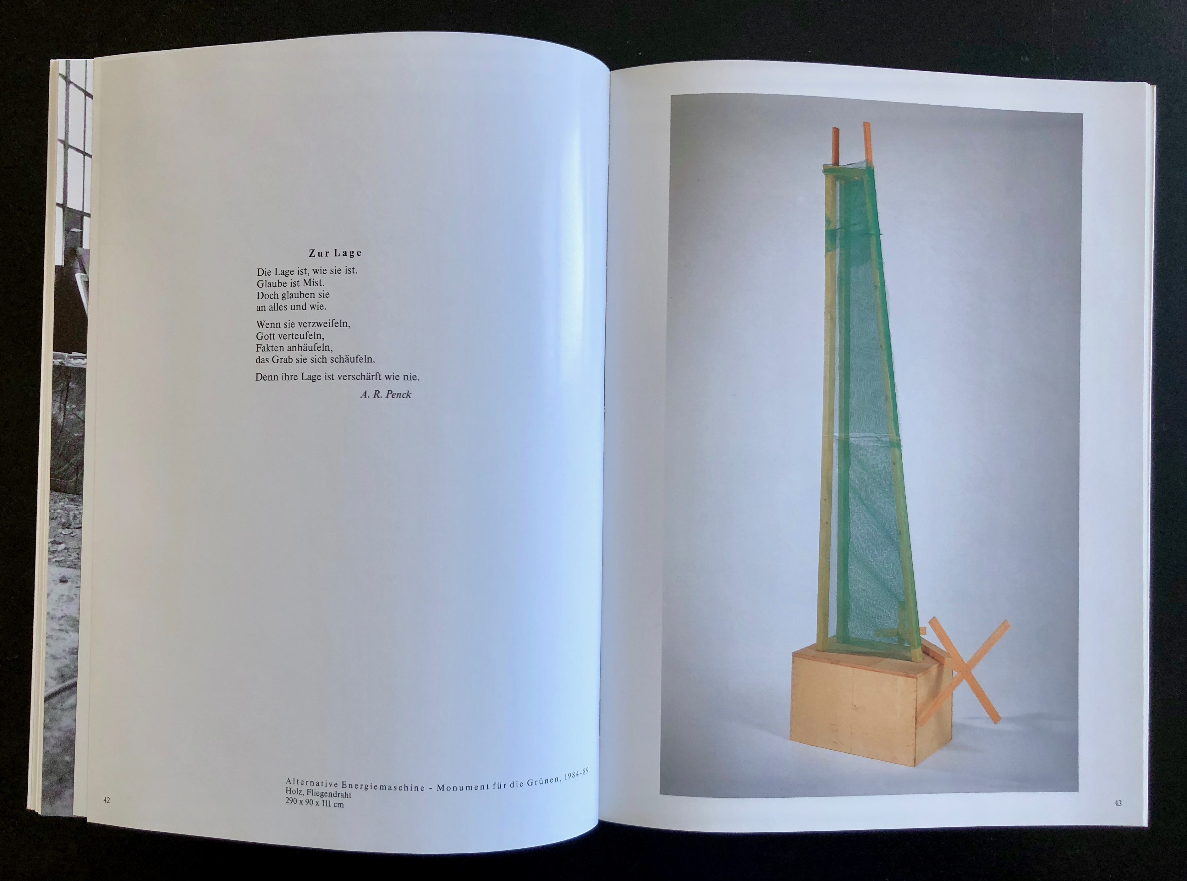 wilfried dickhoff – catalogs of curatorial projects